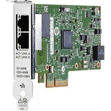 Адаптер HPE Ethernet 1Gb 2P...