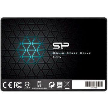 Накопитель SSD Silicon...