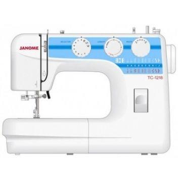 Швейная машина Janome TC-1218