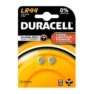 Батарея Duracell LR44-2BL