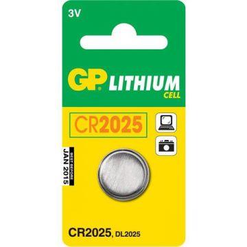 Батарея GP Lithium CR2025