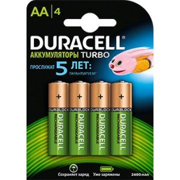 Аккумулятор Duracell HR6-4BL