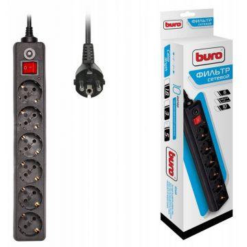 Сетевой фильтр Buro 600SH-5-B