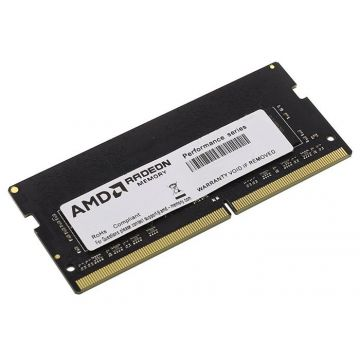 Память DDR4 4Gb 2400MHz AMD...