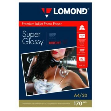 Пленка Lomond 0701415 A4/50л./прозрачный для черно-белых копиров