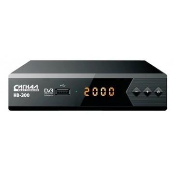 Ресивер DVB-T2 Сигнал HD-300