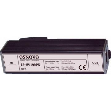 Грозозащита Osnovo SP-IP/100PD