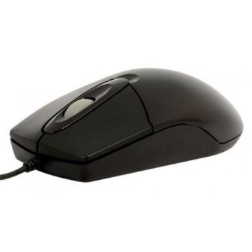 Мышь A4 OP-720 3D, черный,...