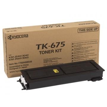 Тонер Картридж Kyocera TK-675