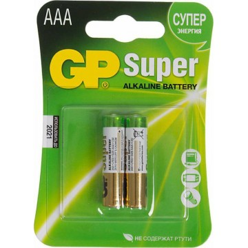 Батарея GP Super Alkaline...