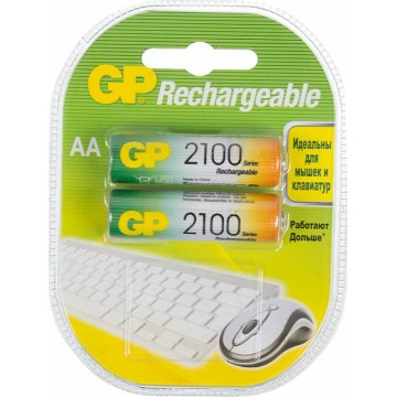 Аккумулятор GP 210AAHC