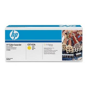 Тонер Картридж HP CE742A...