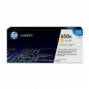Тонер Картридж HP 650A CE272A