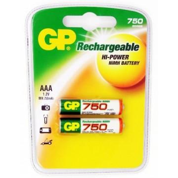 Аккумулятор GP 75AAAHC