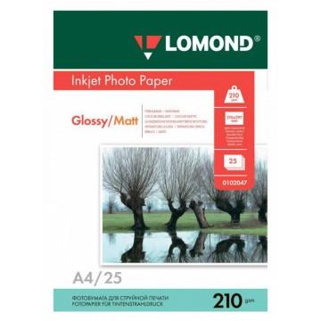 Фотобумага Lomond 0102047