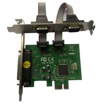 Контроллер PCI-E MS9901...