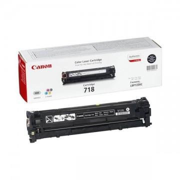 Тонер Картридж Canon 718BK