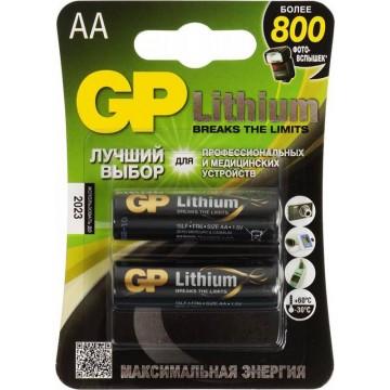 Батарея GP Lithium 15LF FR6