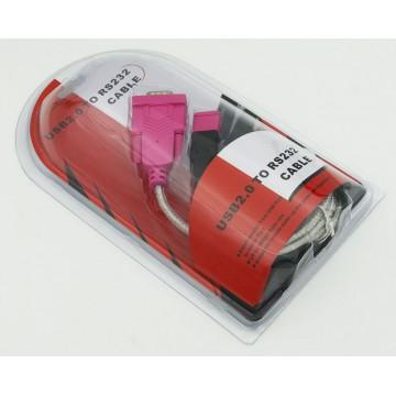 Кабель USB USB A (m)/COM...