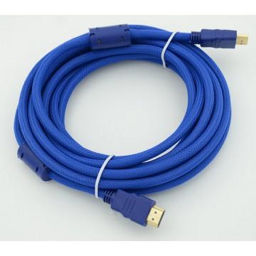 Кабель HDMI Ver.1.4 Blue...