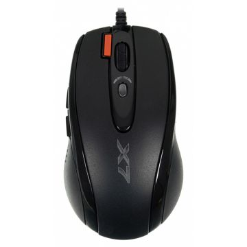 Мышь A4 XL-750BK, черный,...