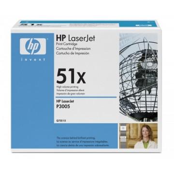 Тонер Картридж HP Q7551X