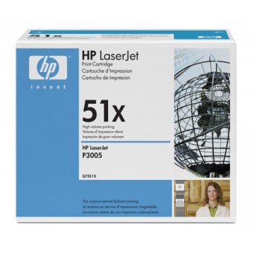 Тонер Картридж HP 51A Q7551A