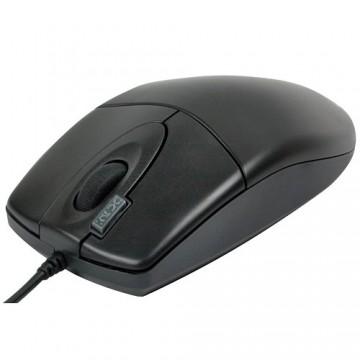 Мышь A4 OP-620D, черный,...