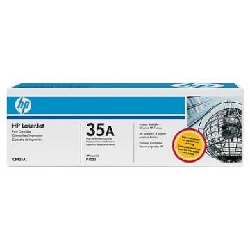 Тонер Картридж HP 35A CB435A