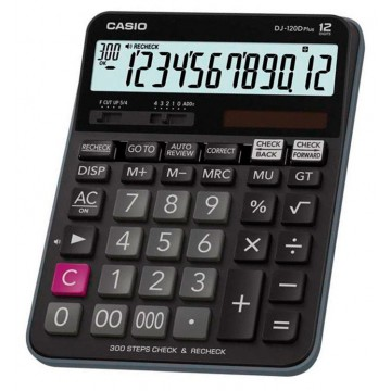 Калькулятор Casio DJ-120D PLUS