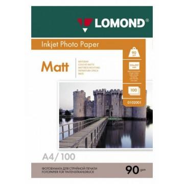 Фотобумага Lomond 1103102 10x15/260г/м2/20л./белый высокоглянцевое для струйной печати